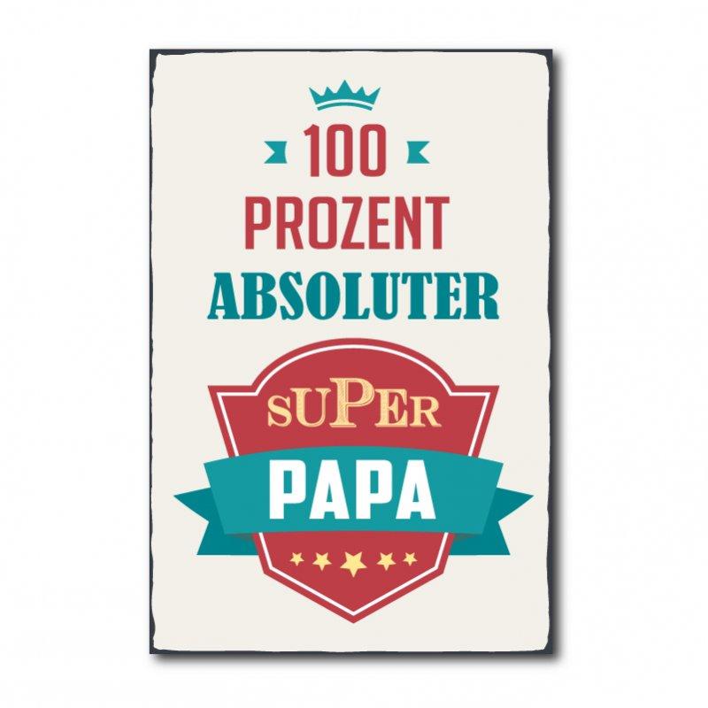 100% Absoluter Super Papa #R1