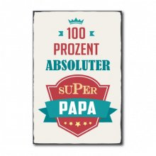 100% absoluter super Papa #R1